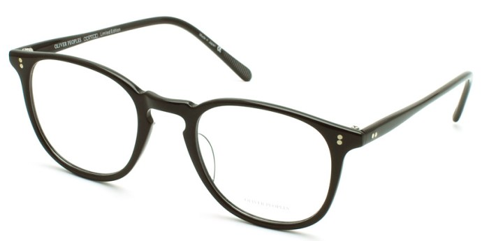 OLIVER PEOPLES /  FINLEY - P -CF  /  BK  /  ¥26,000 + tax