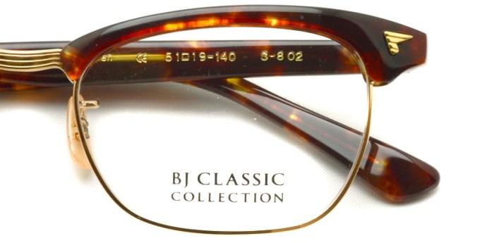 BJ CLASSIC  /  S - 802  /  color* 1   /  ¥28,000 + tax