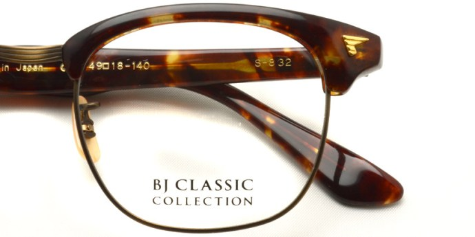 BJ CLASSIC  /  S - 832  /  color* 3   /  ¥28,000 + tax