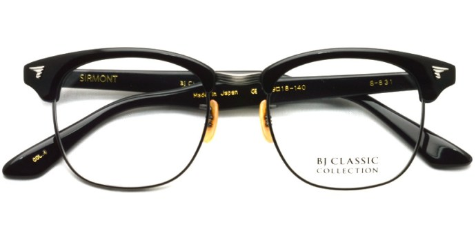 BJ CLASSIC  /  S - 831  /  color* 4   /  ¥28,000 + tax