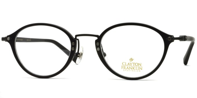 CLAYTON FRANKLIN / 595 / MBK  /  ¥32,000 + tax