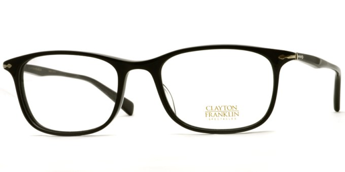 CLAYTON FRANKLIN / 727P /  BK  / ¥28,000 + tax