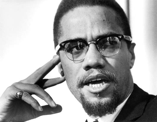 "malcolmx wearing AO ""SIRMONT"""