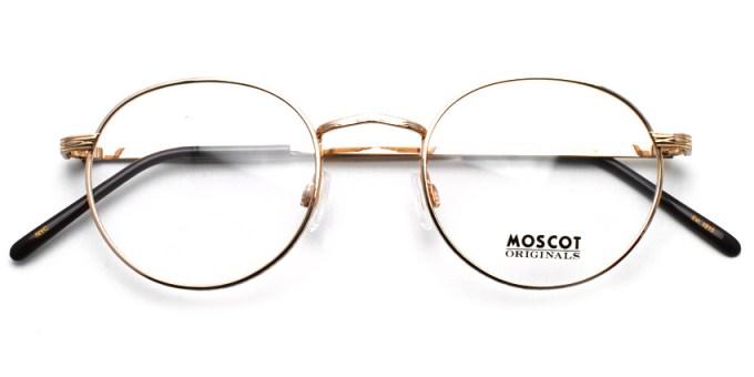 MOSCOT  /  DOV  /  Gold  /  ¥28,000 +tax