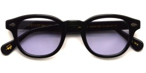 MOSCOT / LEMTOSH Sun / BLACK - LIGHT PURPLE / ¥30,000 + tax