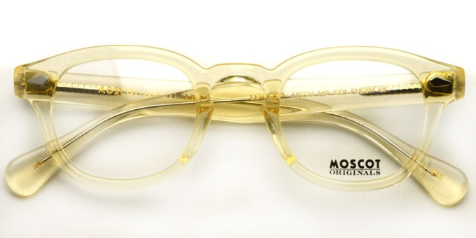 MOSCOT  /  LEMTOSH  /  FLESH  /  ¥27,000 + tax
