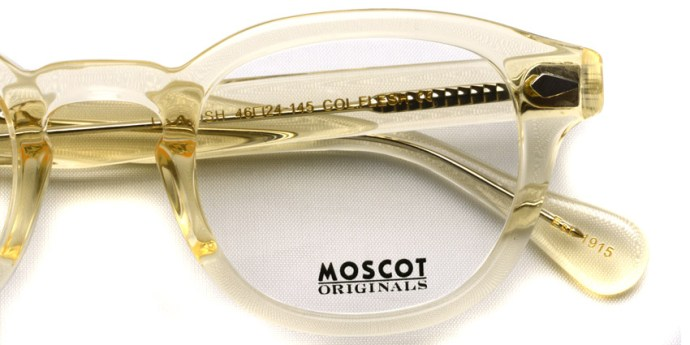 MOSCOT / LEMTOSH / FLESH / ¥27,000 + tax