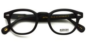MOSCOT / LEMTOSH / MATTE BLACK / ¥31,000 + tax