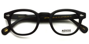 MOSCOT / LEMTOSH / MATTE BLACK / ¥27,000 + tax
