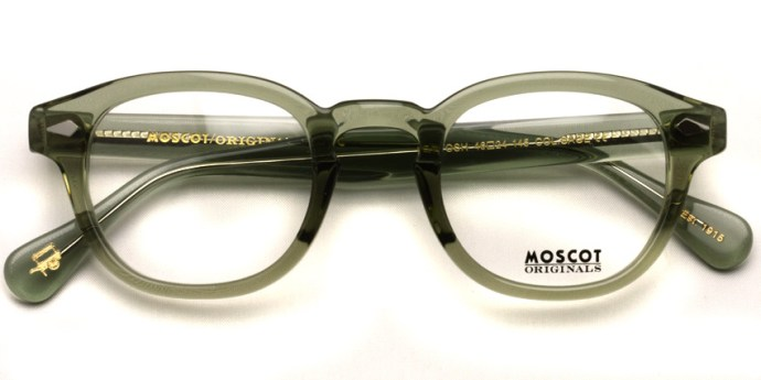MOSCOT / LEMTOSH / SAGE / ¥27,000 + tax