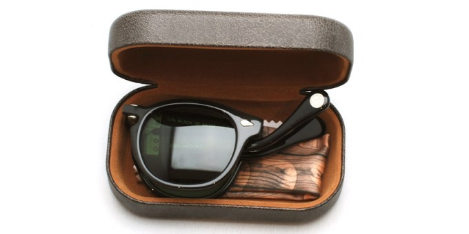 MOSCOT LEMTOSH FOLD CASE