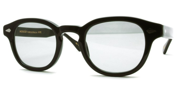 MOSCOT  /  LEMTOSH Sun  / BLACK - LIGHT GRAY  /  ¥30,000 + tax