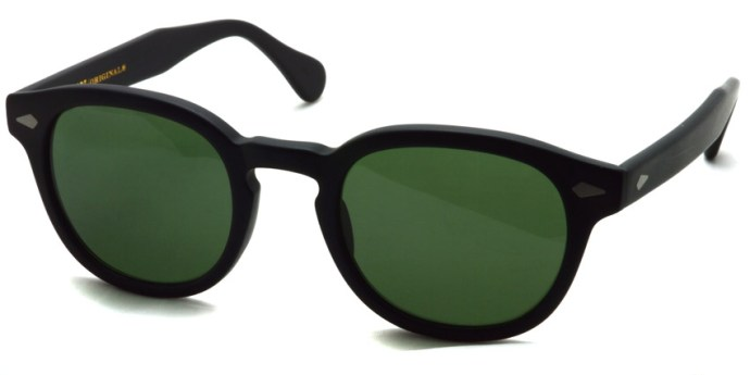 MOSCOT / LEMTOSH Sun / MATTE BLACK - G15 / ¥30,000 +tax