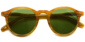 MOSCOT / MILTZEN Sun / BLONDE - C.A.GREEN / ¥30,000 + tax