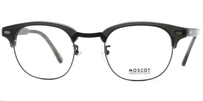 MOSCOT / YUKEL / GREY - BLACK / ¥28,000 + tax