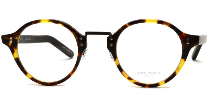 OLIVER PEOPLES /  1955  /  DTB/MBK   /  ¥31,000 + tax