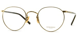 OLIVER PEOPLES / OP-78 / Gold / ¥30,000 + tax