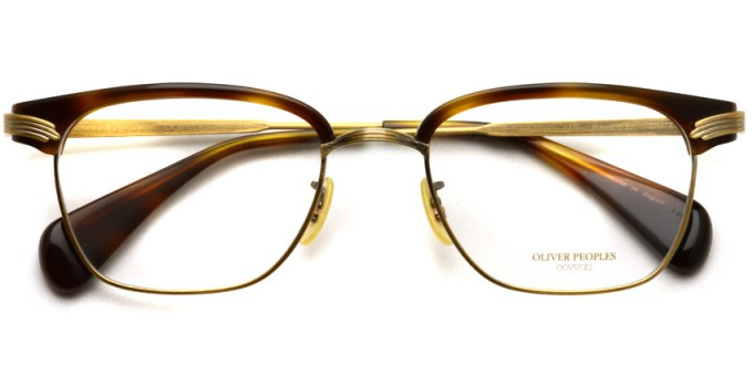 OLIVER PEOPLES /  BEEKMAN  /  DM/AG   /  ¥33,000 + tax