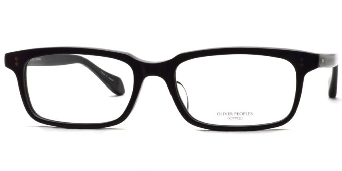 OLIVER PEOPLES / DENISON - J / BK / ¥28,000 + tax