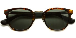 OLIVER PEOPLES / HILLERMAN / DTB / ¥35,000 + tax