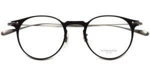 OLIVER PEOPLES / SHAWFIELD / BLACK / ¥38,000 + tax
