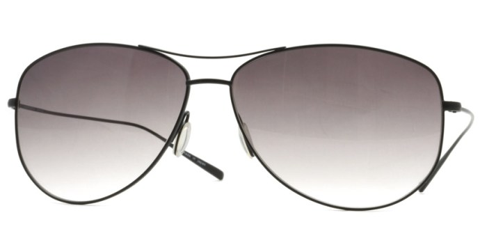OLIVER PEOPLES /  STRUMMER - F  /  BK  /  ¥29,000 + tax