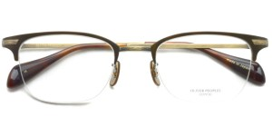 OLIVER PEOPLES / WALSTON - J / DM/AG / ¥38,000 + tax