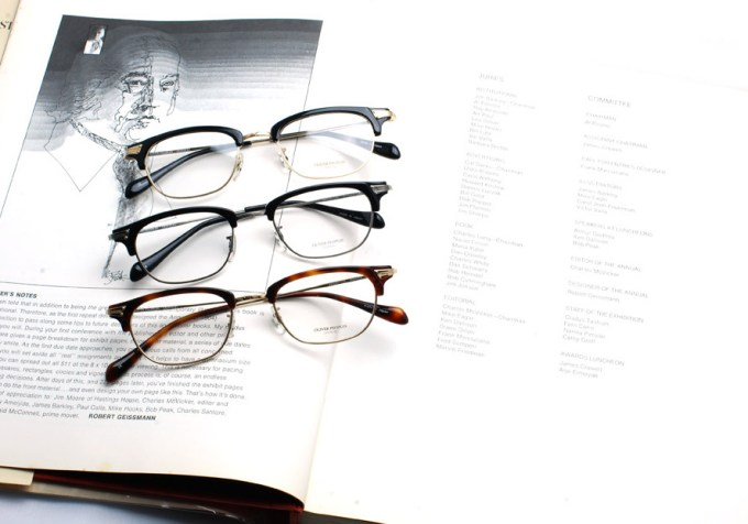 OLIVER PEOPLES / DIANDRA / ¥33,000 +tax