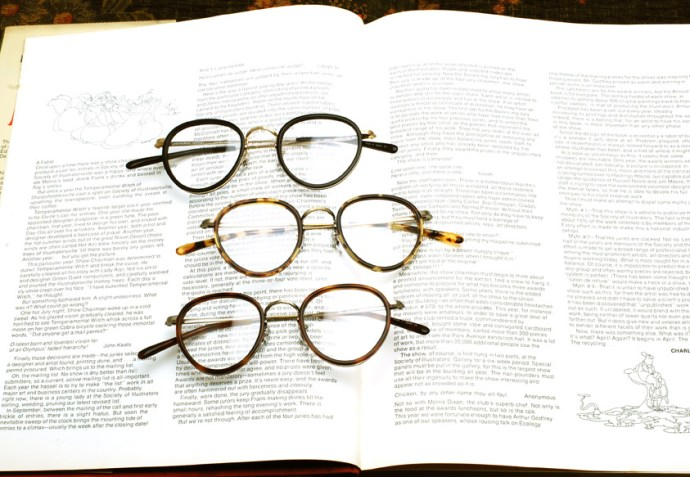 OLIVER PEOPLES / MP-2 / ¥33,000 + tax