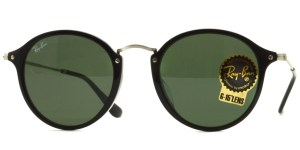 RayBan  /  RB2447F ROUNDFLECK  / 901 / ¥21,000 + tax