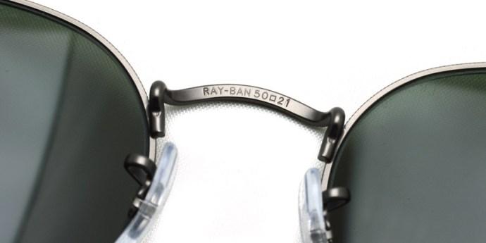 "RayBan  /  RB3447 ""ROUND METAL"" / 029 / ¥21,000 + tax"