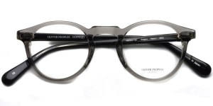 OLIVER PEOPLES / GREGORY PECK -J / WKG / ¥30,000 + tax