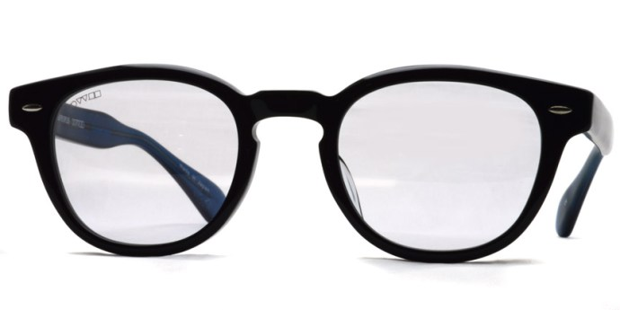 OLIVER PEOPLES / Sheldrake-1986 / BK-G.W / ¥29,000 + tax