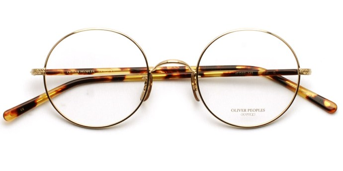 OLIVER PEOPLES /  SIEGEL  /  G  /  ¥35,000 + tax