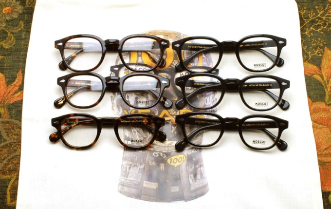 MOSCOT ORIGINALS / LEMTOSH / ¥27,000 + tax