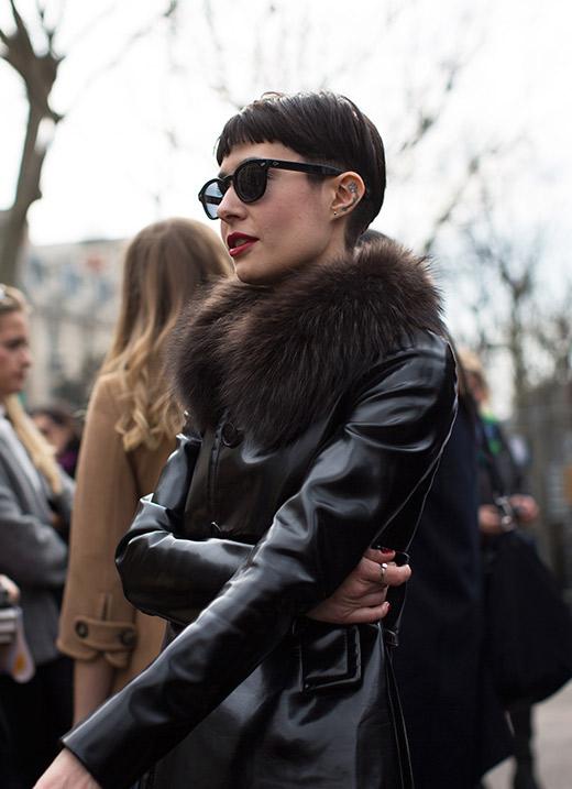 Sunglaases style - female