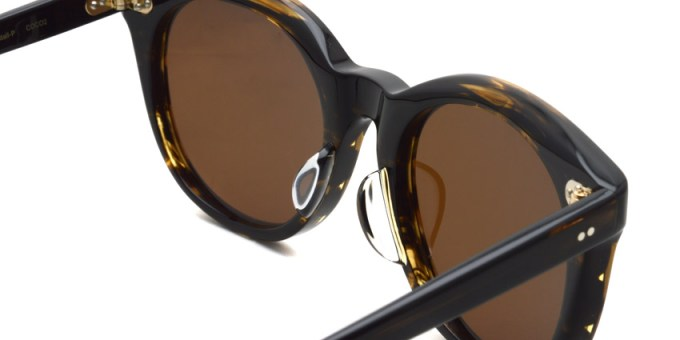 OLIVER PEOPLES / BARNSDALL-P / COCO2 - BR / ¥30,000 + tax