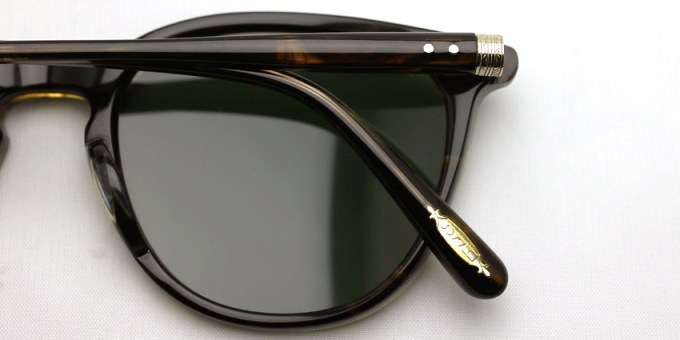 OLIVER PEOPLES /  CAVAN  /  COCO2 - G15   /  ¥34,000 + tax