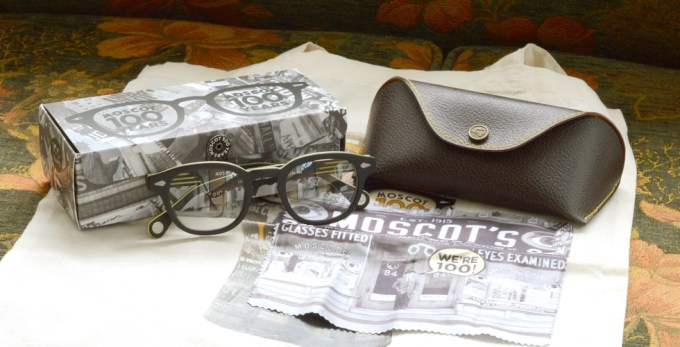 MOSCOT / LEMTOSH SMART