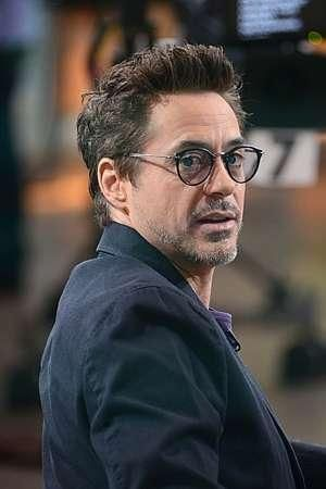 "Robert Downey, Jr. wearing OLIVER PEOPLES ""OP-505"" (2012)"