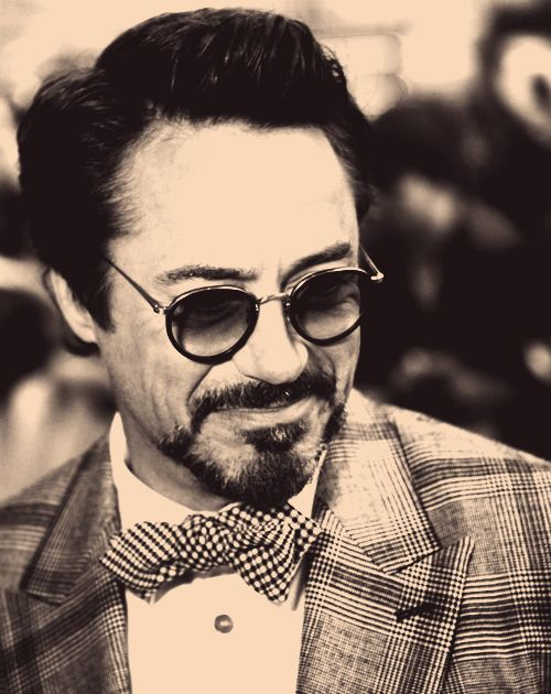 "Robert Downey, Jr. wearing OLIVER PEOPLES ""MP-2"""