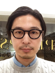 wearing MOSCOT LEMTOSH 46size color* Black