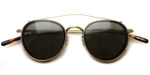 OLIVER PEOPLES / MP-2 Clip / AG - G15 / ¥12,000 + tax