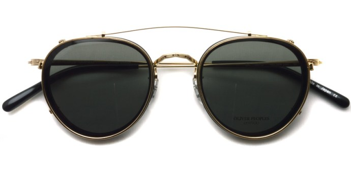 OLIVER PEOPLES / MP-2 Clip / G - G15 / ¥12,000 + tax