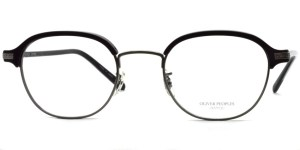OLIVER PEOPLES / CANFIELD / BK/P / ¥36,000 + tax