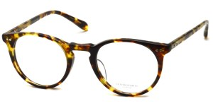 OLIVER PEOPLES x MILLER'S OATH / Sir O'MALLEY / color* VDTB / ¥32,000 + tax