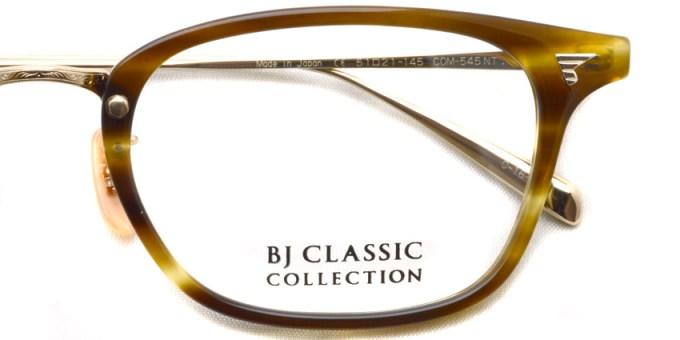 BJ CLASSIC / COM-545NT / color*16-1 / ¥32,000 + tax