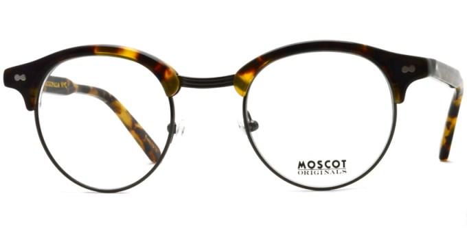 MOSCOT  /  AIDIM /  CLASSIC HAVANA - GUNMETAL  /  ¥28,000 + tax