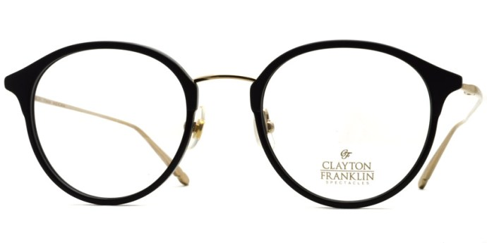CLAYTON FRANKLIN / 616 / BK / ¥30,000 + tax