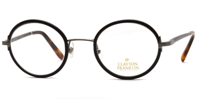 CLAYTON FRANKLIN  /  619  /  BK/DM  /  ¥32,000 + tax